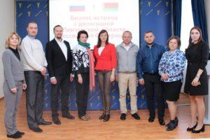 ЦПЭ-Пензенская область организовал бизнес-миссию пензенских предприятий в Республику Беларусь