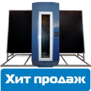 Пескоструйные установки для стекла - хит продаж