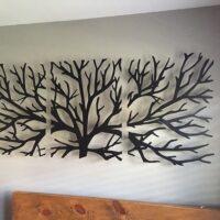 Дерево триптих